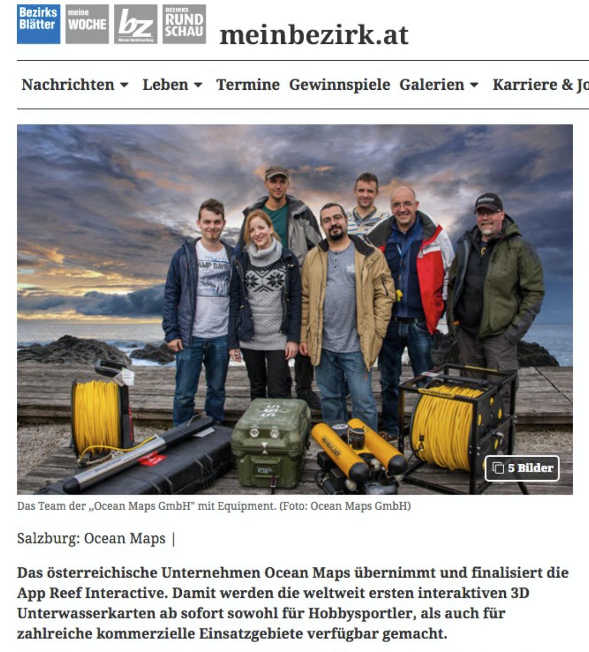 meinbezirk Ocean-Maps-GmbH